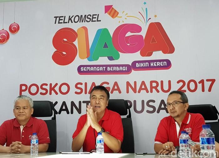 Telkomsel Siaga NARU 2017