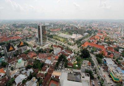 Kota Pekanbaru, Riau.