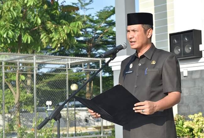 Alek Kurniawan, SP, Msi, Sekretaris Dewan Perwakilan Rakyat Daerah (DPRD) Kota Pekanbaru.