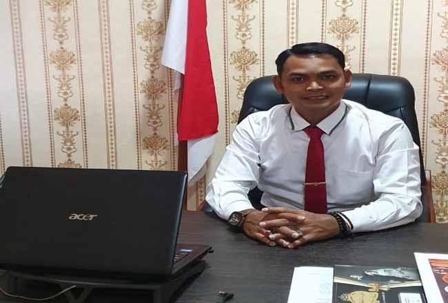 Ketua Bawaslu Kepulauan Meranti Syamsurizal