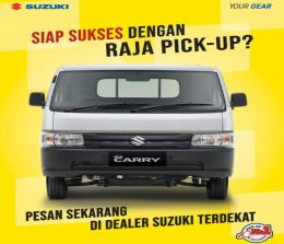 Ilustrasi Suzuki All New Carry
