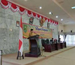 Wakil Bupati Inhu H Khairizal SE MSi