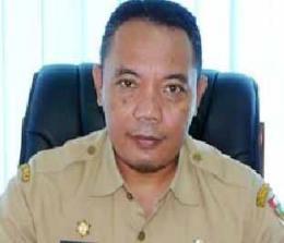 Kepala Disperindag Kota Pekanbaru Ingot Ahmad Hutasuhut