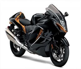 Suzuki All New Hayabusa 2021