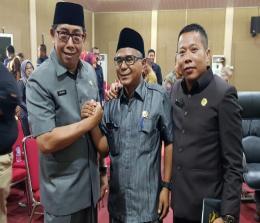 Ardiansyah ditunjuk sebagai Ketua DPRD Meranti.
