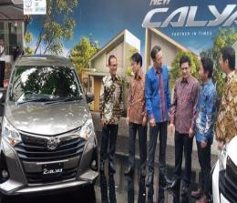 Launching New Calya