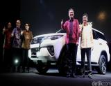 Launching All New Fortuner