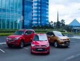 Launching mobil Chevrolet