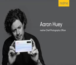 Aaron Huey, Chief Photography Officer realme.