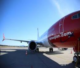 Norwegian Air.