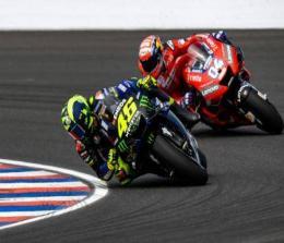 Pebalap MotoGP 2019.