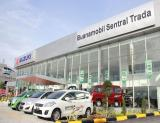 Showroom Suzuki SM Amin Pekanbaru