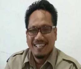 Ketua Bawaslu Pelalawan, Mubrur.