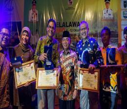 PT RAPP berhasil meraih predikat stand terbaik pertama kategori Non OPD pada Pelalawan Expo 2019.