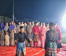 Pembukaan MTQ ke-19 Kabupaten Siak di Sungai Apit.
