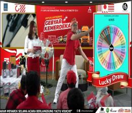 Virtual gathering PT Dipo Internasional Pahala Otomotif