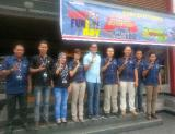 Foto bersama Astra Group di iven Fun Test Drive Sigra