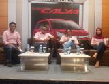 Press Conference Toyota Calya di Ska Co Ex