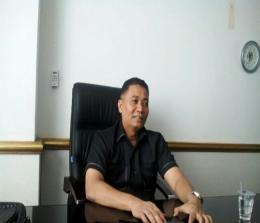 Ketua Fraksi PKS DPRD Riau Markarius Anwar.