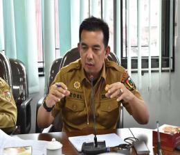 Kepala Kesbangpol Pekanbaru Zulfahmi Adrian