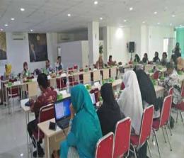Forum Group Discutions (FGD) Muatan Lokal Bahasa Inggris dan Budaya Melayu Riau.