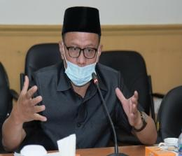 Ketua DPRD Kabupaten Bengkalis Khairul Umam