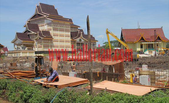 PEKANBARU | Riau Town Square | Mixed-Use Superblocks | 17 fl